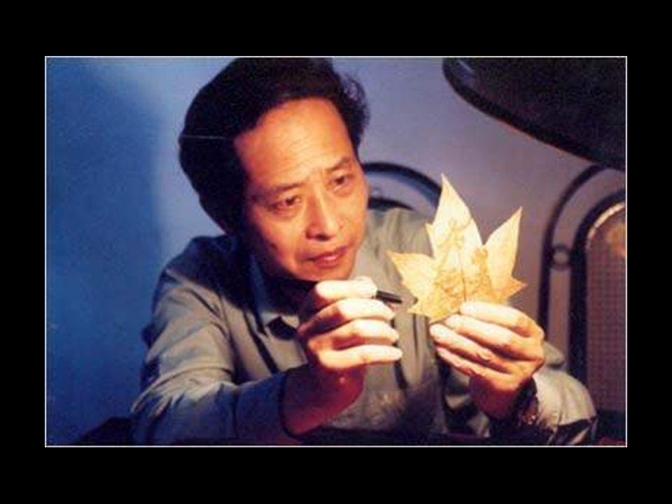 Huang Taisheng, Jiangsu Taizhou, avait étudié à l'école de Tsinghua des Arts and Crafts Après dix ans de recherches assidues, brisant des milliers d'a