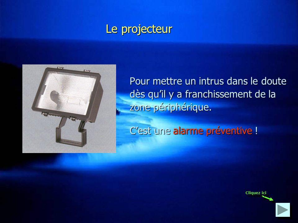 Le tapis de contact Ce détecteur se place dans un lieu de passage, sous la moquette ou un tapis. Il est installé généralement pour protéger une pièce