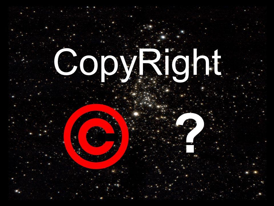 CopyRight ?