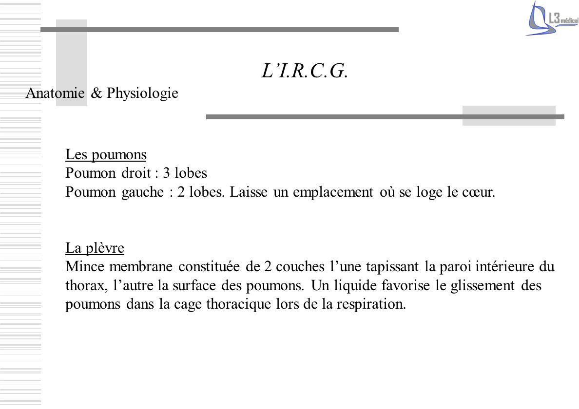 LIRCG dorigine restrictive LI.R.C.G.