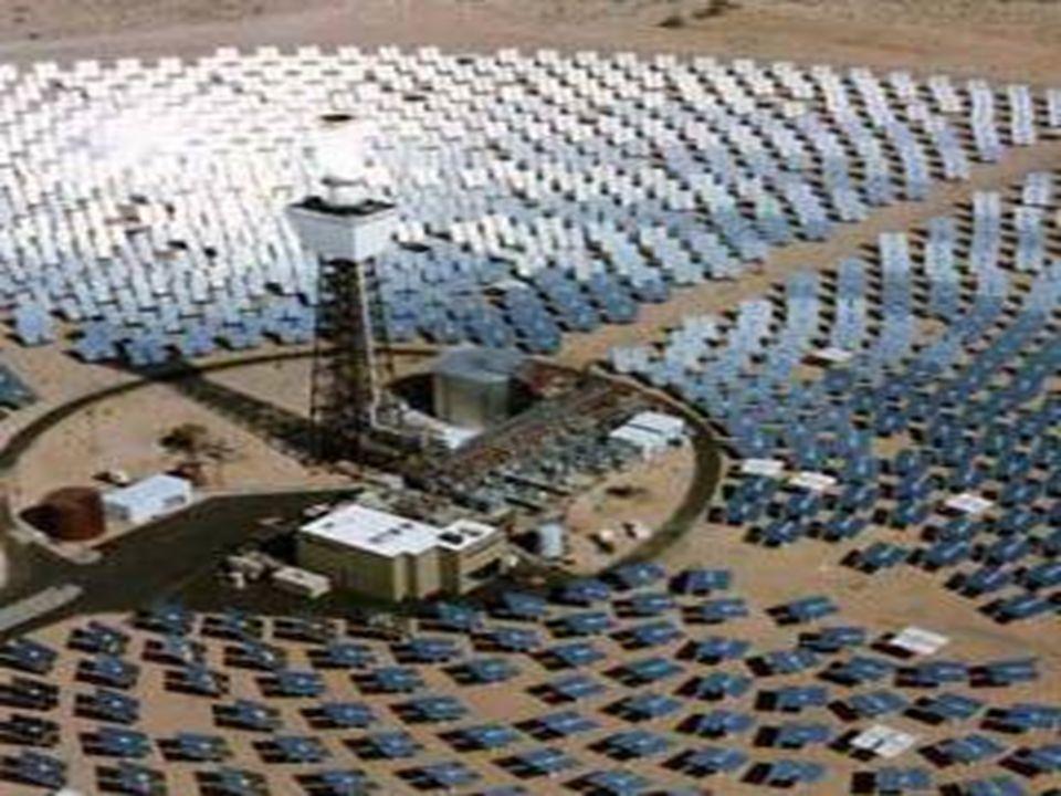 A partir de 2020, lélectricité solaire pourrait même devenir loption énergétique la plus abordable. Dici 2050, les importations en provenance dAfrique