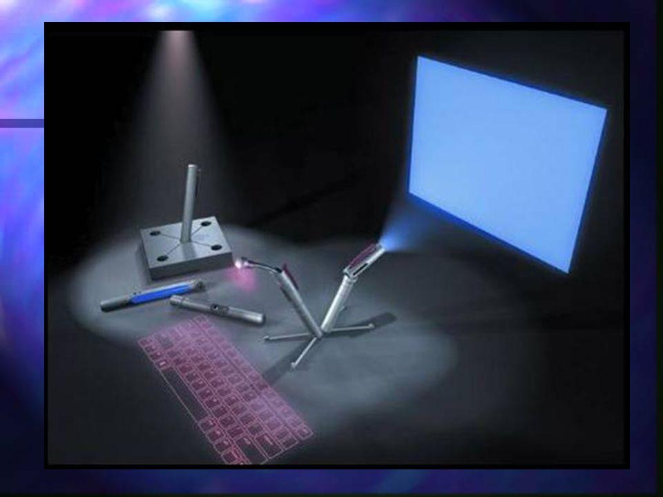 Dans la miniaturisation des ordinateurs et grâce à la technologie bluetooth Ceci est l ordinateur du futur, qui tiendra dans la poche