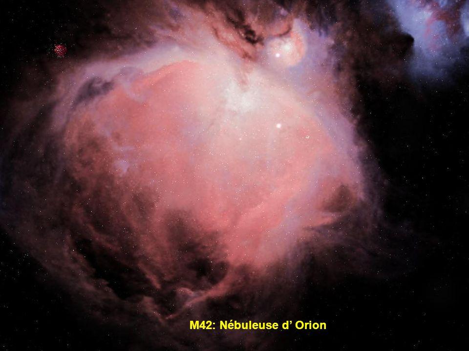 NGC 2237: Nébuleuse de la Pomme darrosoir
