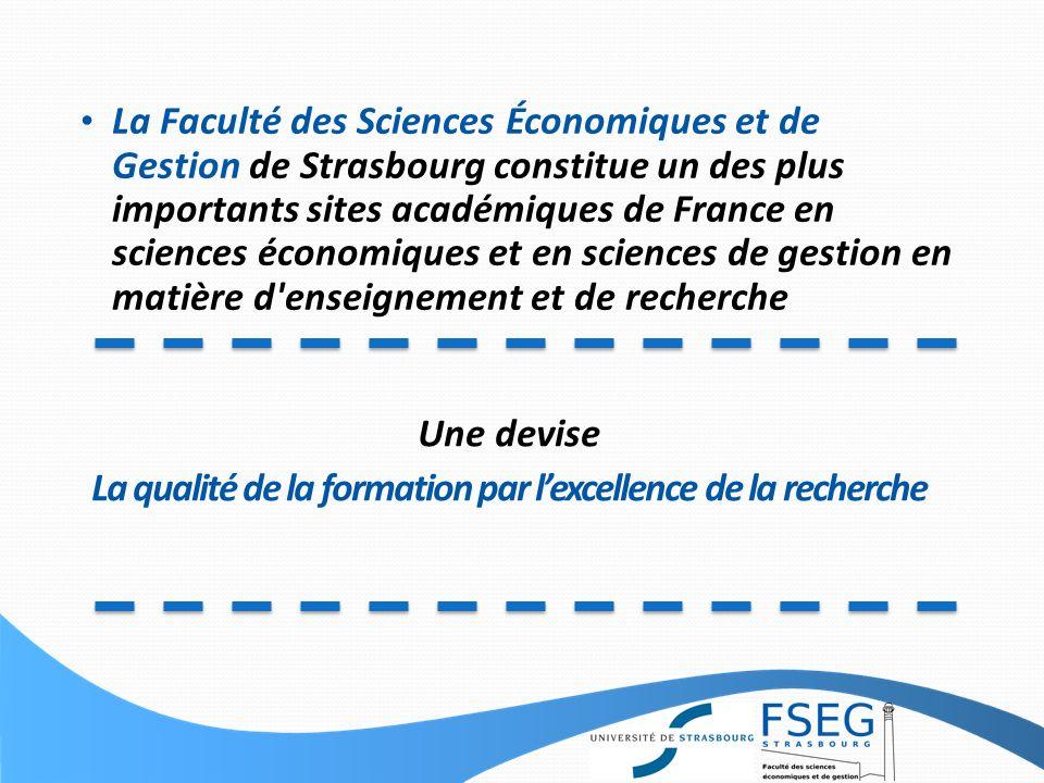 La Faculté des Sciences Economiques et de Gestion vous présente ses meilleurs vœux pour lannée 2013