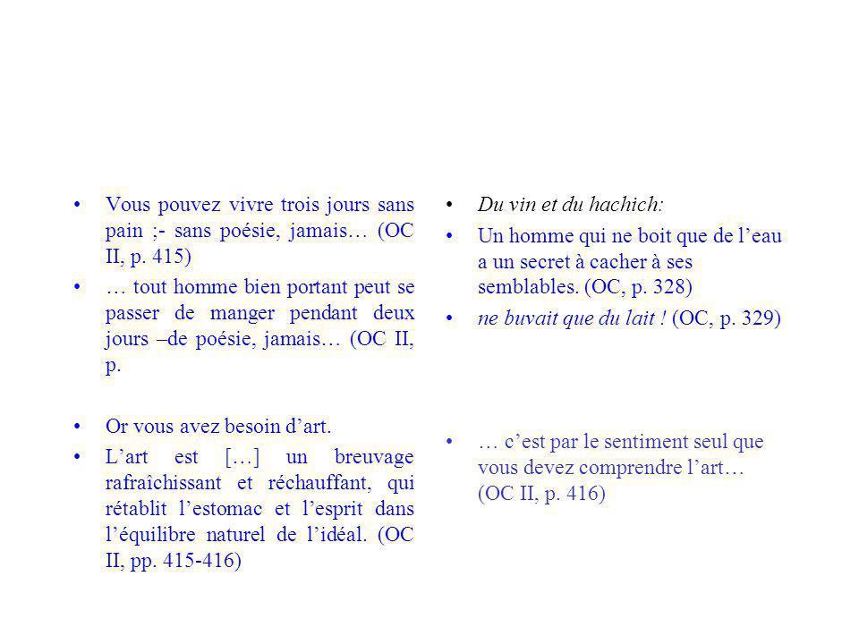 Delacroix, Scènes de massacre de Scio ; familles grecques attendant la mort ou lesclavage… Jai beau faire, je ne puis admirer M.