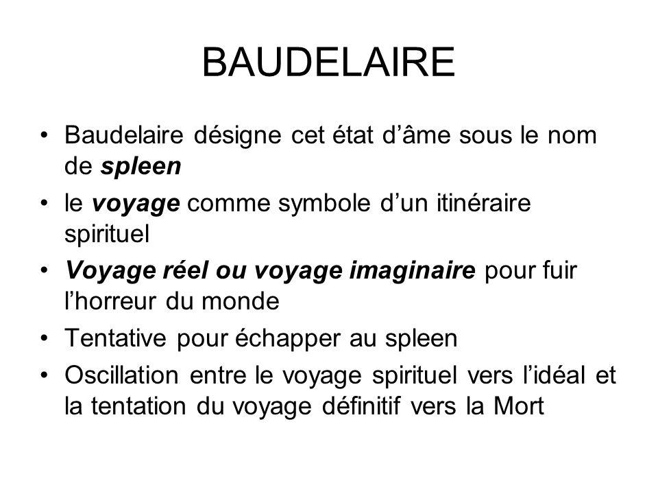 CORRESPONDANCES Ce sonnet résume les théories poétiques de B.