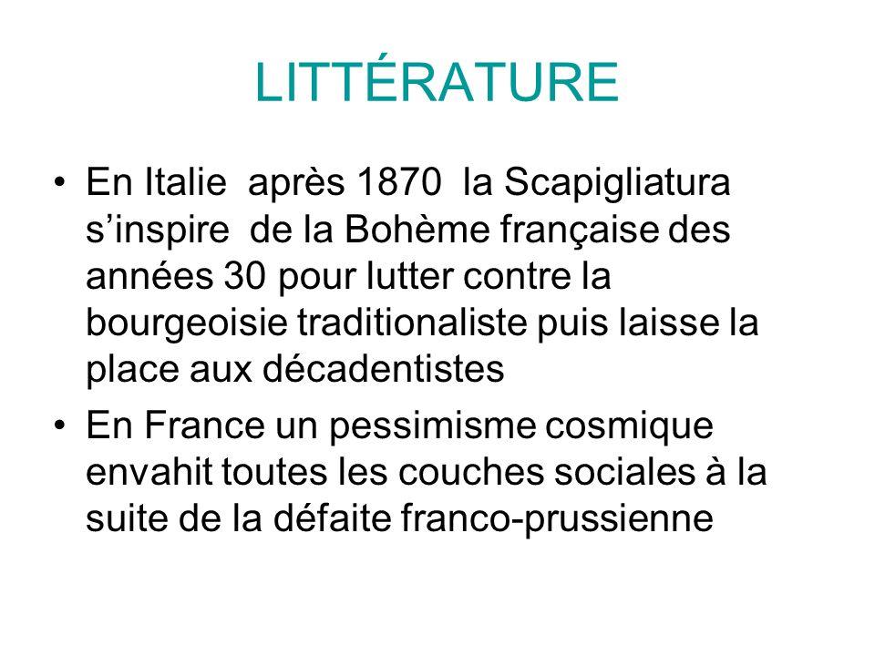 Le symbolisme 1886 Le Figaro publie le manifeste du S.