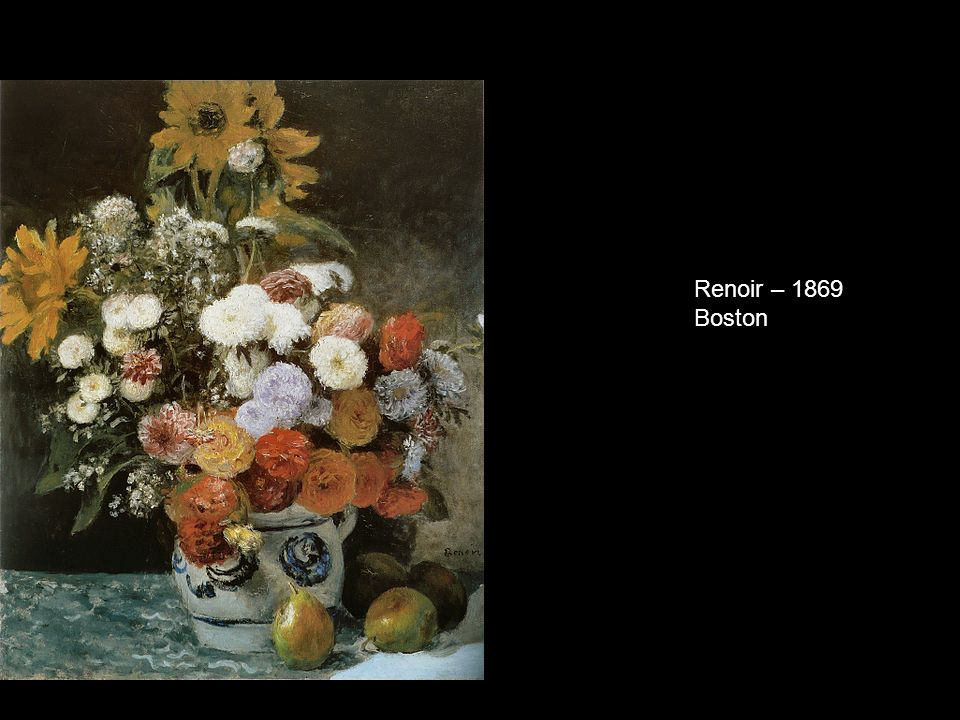 Renoir – 1869 Boston
