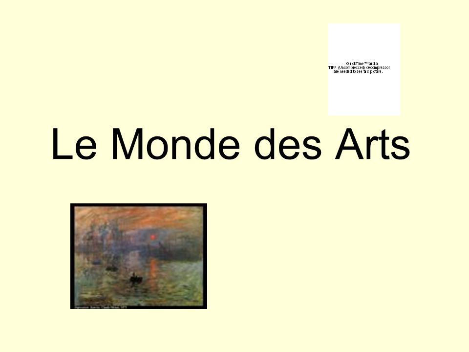 Vincent Van Gogh (1853-1890) il était hollandais, mais il a peint ses tableaux les plus célèbres en France il voulait peindre non seulement quil voyait, mais chercher à exprimer les sensations quil éprouvait il exagérait lintensité des coleurs et il donnait un mouvement aux choses inanimées