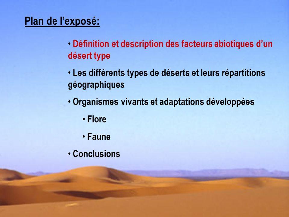 3 - Les Arbustes et Arbres.
