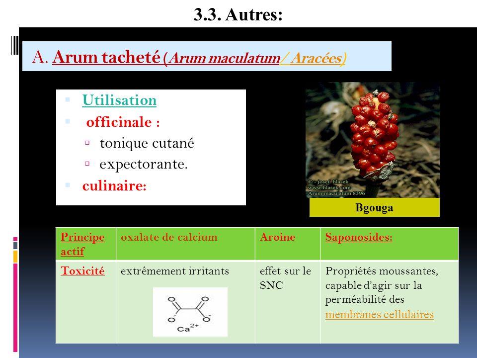 C. Amandes amères Principe(s) actif(s) : un hétéroside cyanogénétique, l' amygdaloside Circonstances d'intoxication : confusion entre les deux variété