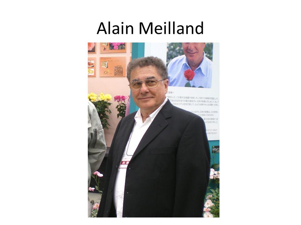 Alain Meilland