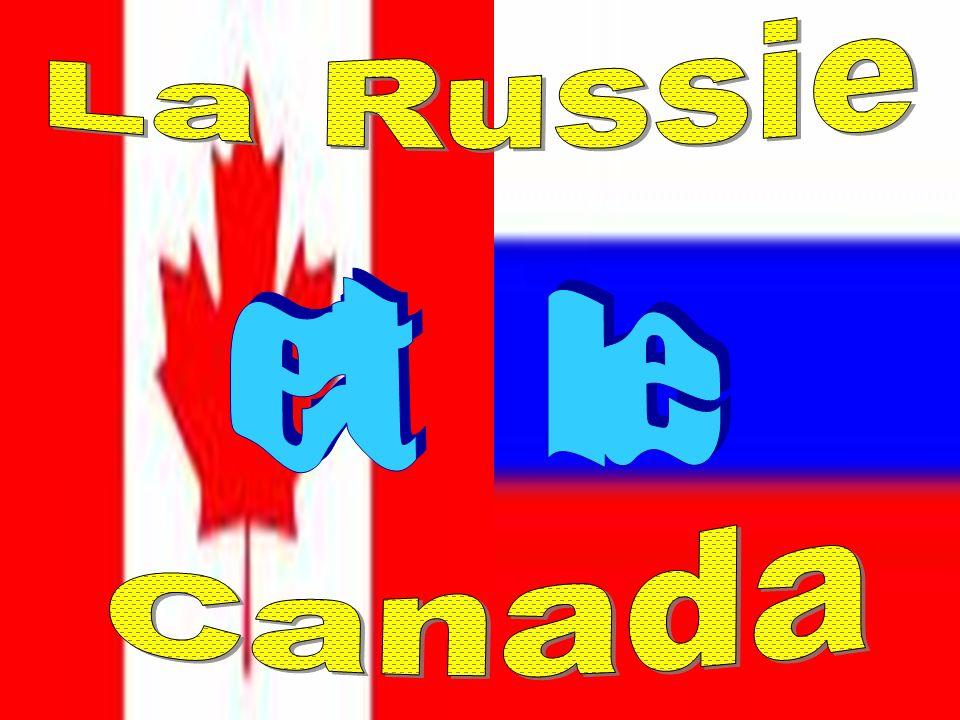 Situation géographique »L»Le Canada est situé dans le Nord de l`Amérique du Nord.