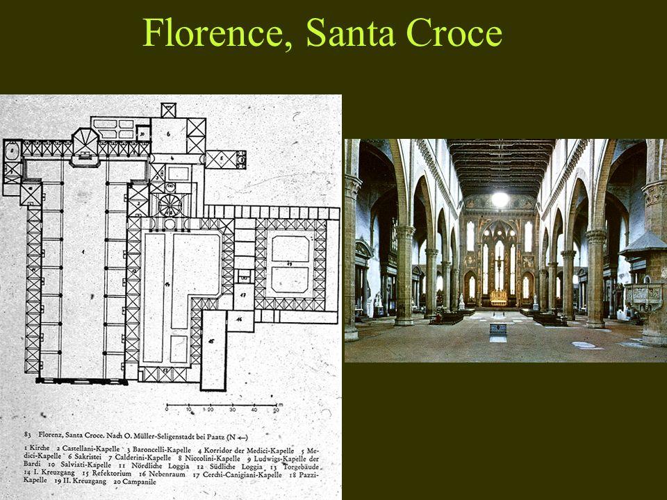 Florence, Santa Croce