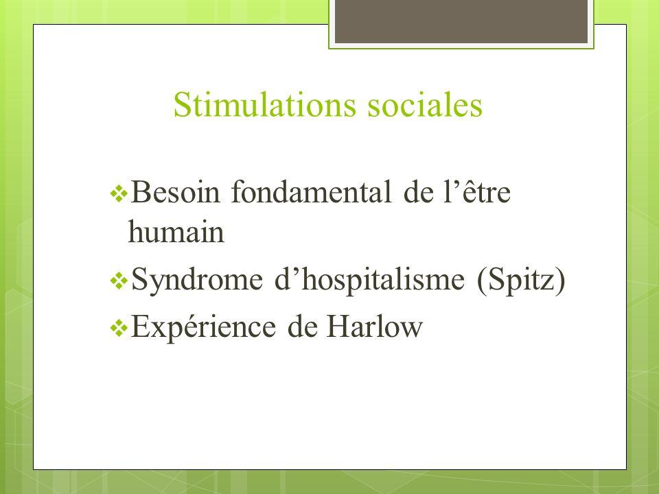 Stimulations sensorielles Par des activités Grâce à lenvironnement Place des jardins dans ces approches