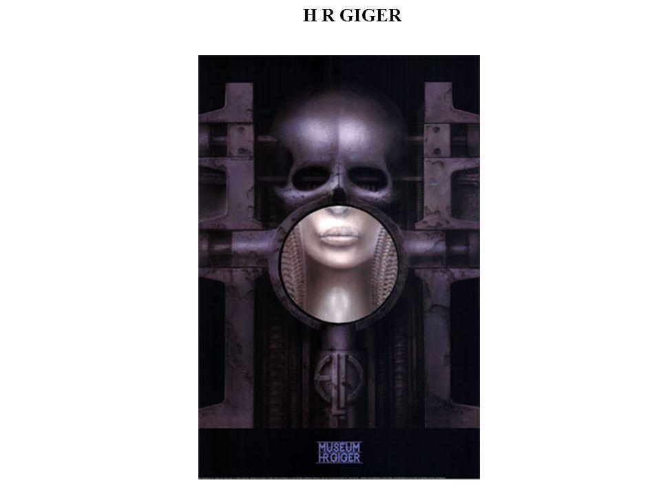 H R GIGER