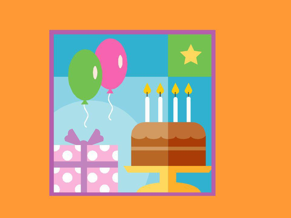 Expressoins: to wish someone a good time 1.Have fun… 2.Happy birthday.