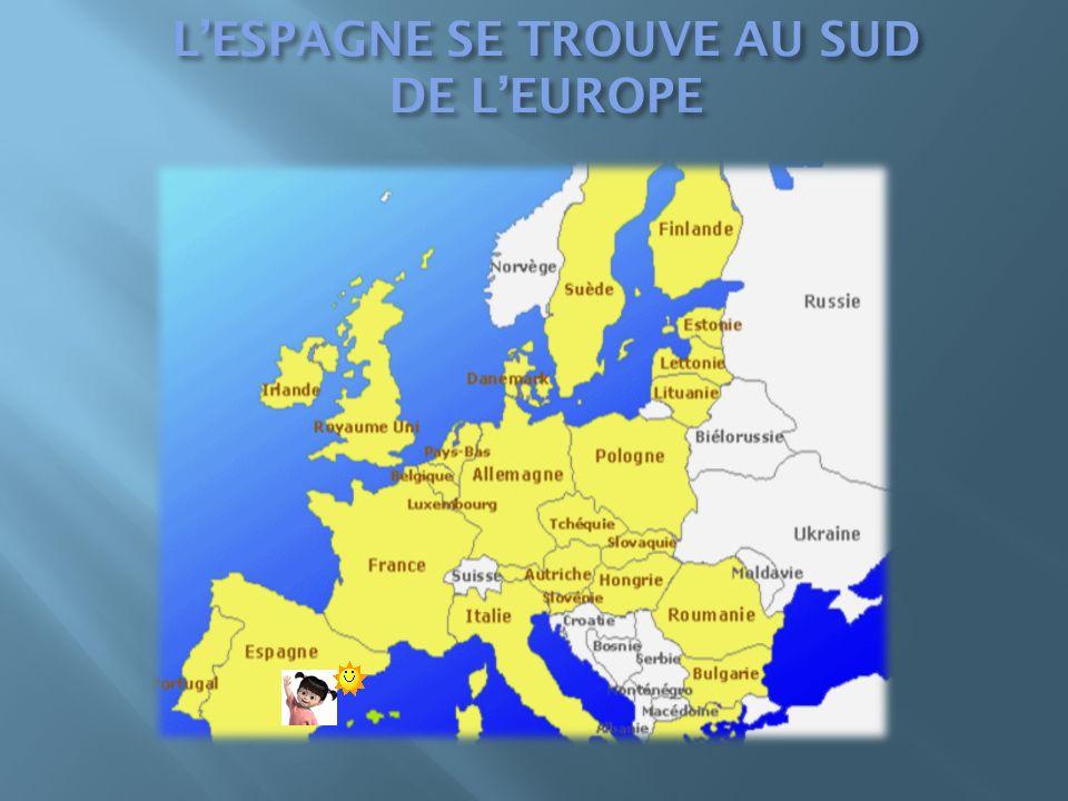 LESPAGNE et ses COMMUNAUTÉS AUTONOMES LEspagne est une monarchie constitutionnelle.