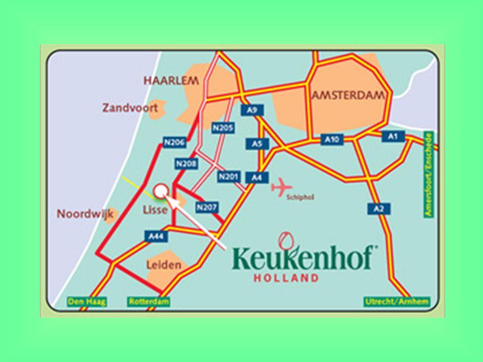 Bienvenue au Keukenhof Il nexiste aucun endroit au monde où le printemps se manifeste autant dans toute sa splendeur, ses couleurs et ses fleurs quà K