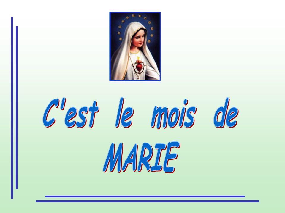 À la Vierge chérie