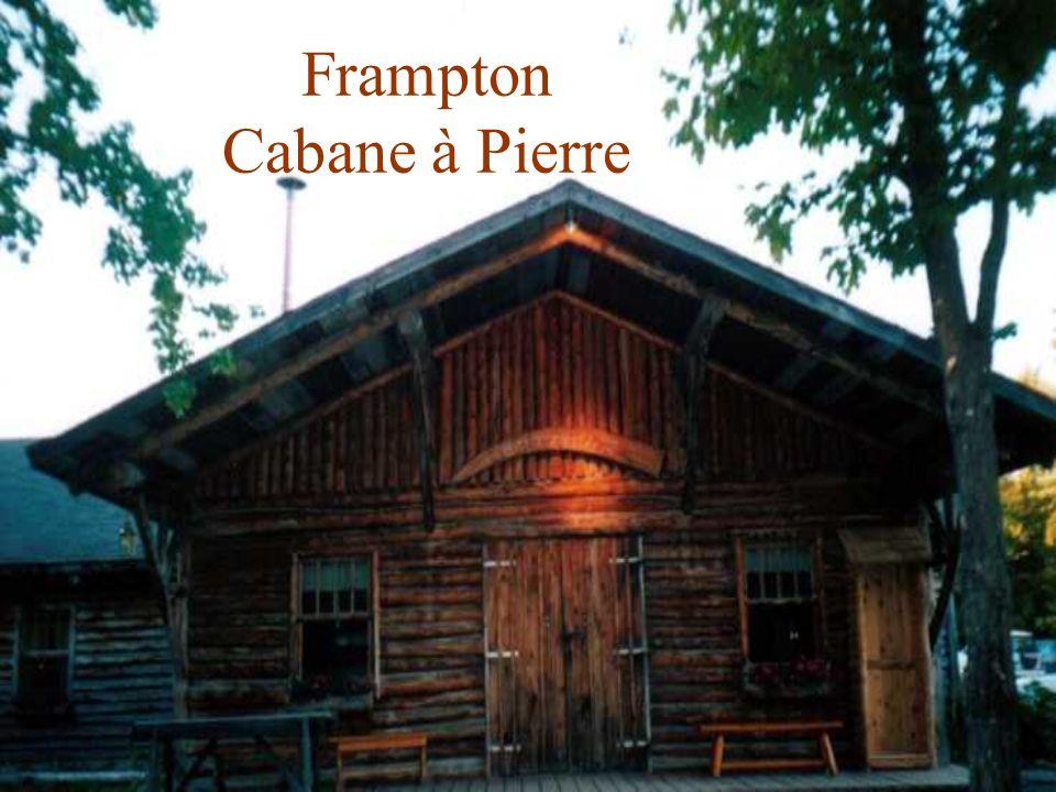 Frampton Cabane à Pierre