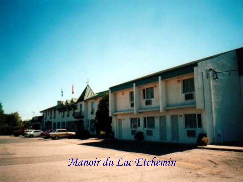 Ste-Marie de Beauce Maison Vachon