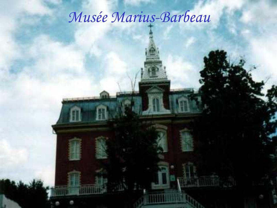 Musée Marius-Barbeau