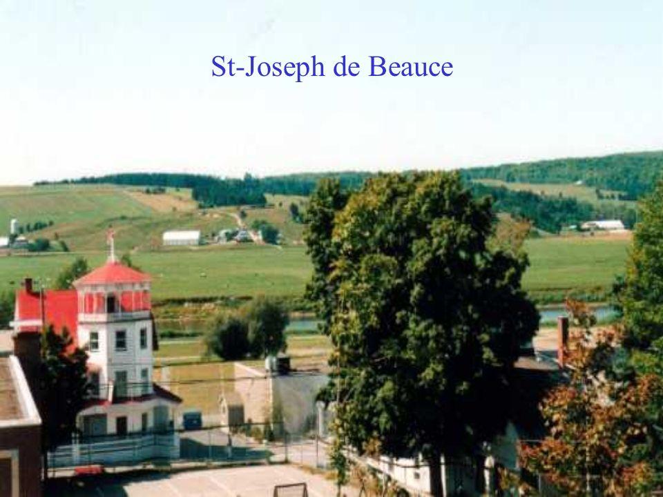 St-Joseph de Beauce