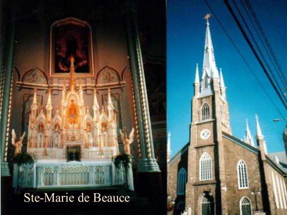Ste-Marie de Beauce