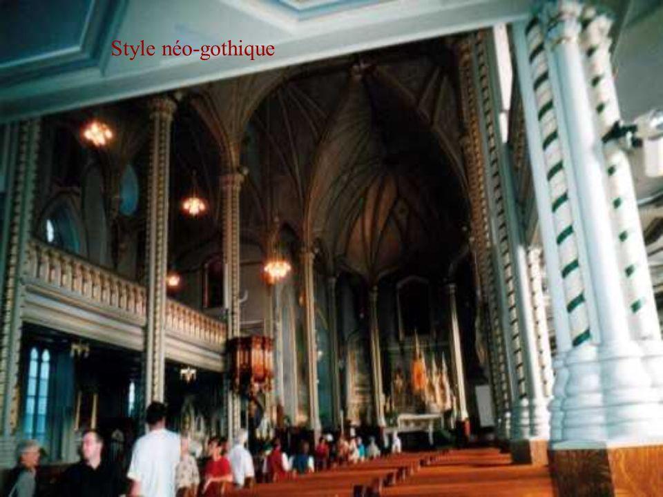 Style néo-gothique