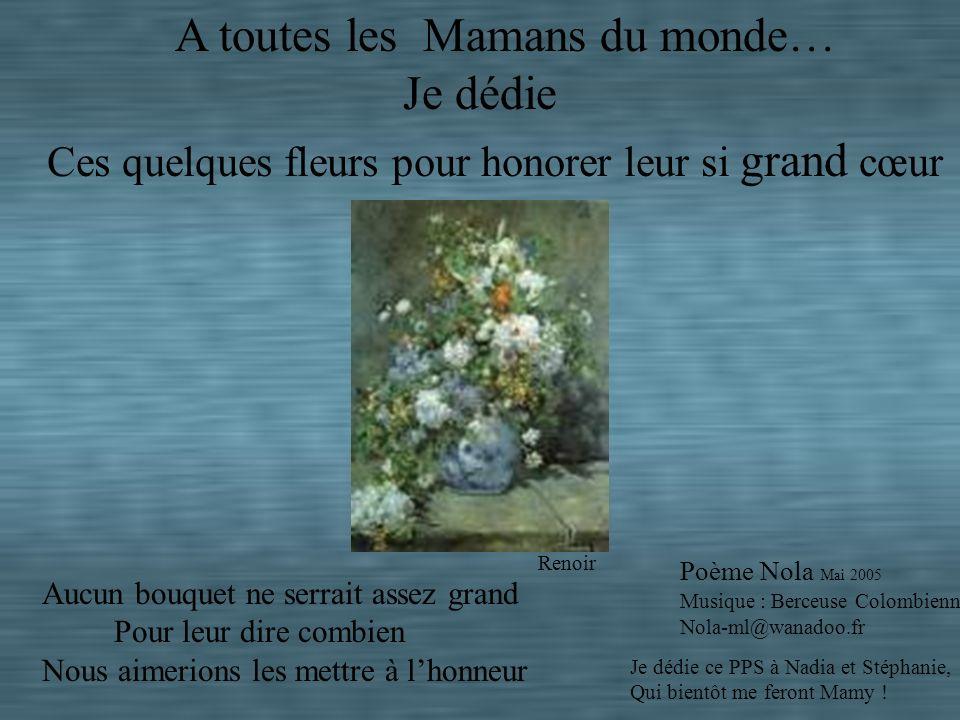 Mère de bambin, Renoir Wagner Jules Salles Berthe Morisot Mane t ou de plus grand gamin