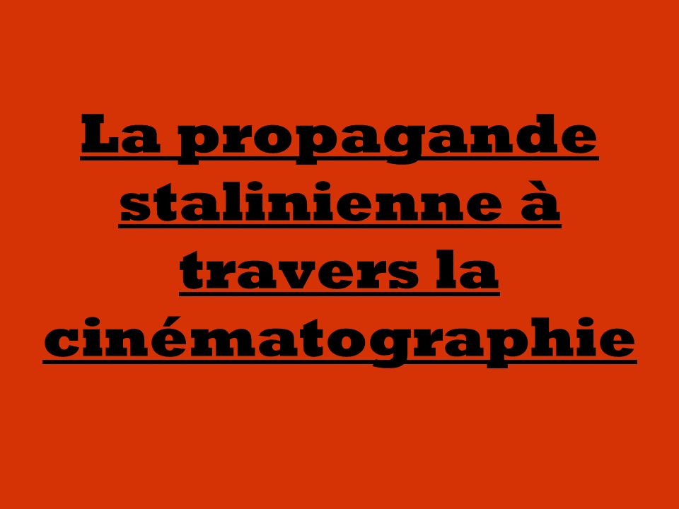 « Alexandre Newski » Commande des autorités staliniennes, Alexandre Nevski est conçu à lorigine comme un film épique de propagande contre lexpansionnisme nazi: les chevaliers teutoniques et porte glaive, envahisseurs du territoire russe qui évoquent clairement une menace.