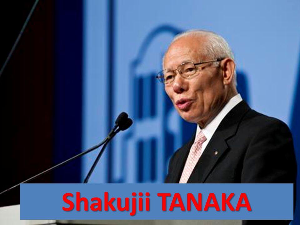 Thème 2012-2013 Shakujii TANAKA