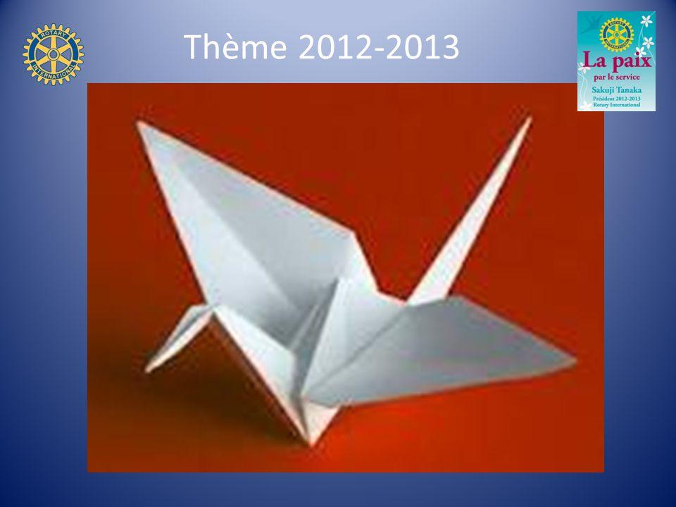 Thème 2012-2013