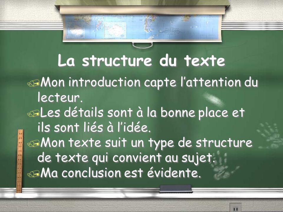 Les stratégies efficaces Létude des mots (fin) Les mots à haute fréquence (les mots « sans excuses »): / Il faut trouver des façons de recycler les mots à haute fréquence dans plusieurs contextes.