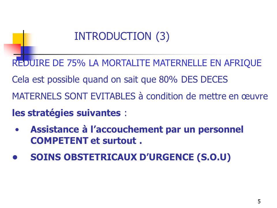 16 CONTENU DE LENSEIGNEMENT (1) FORMATION DE BASE (Étudiants en Médecine) 5è année : - pas de changement du programme de cours - amélioration de lencadrement des stages (livret de stage).