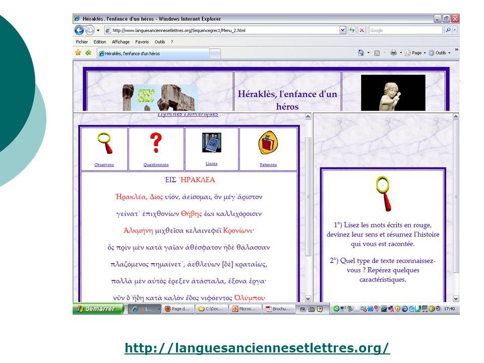 http://languesanciennesetlettres.org/