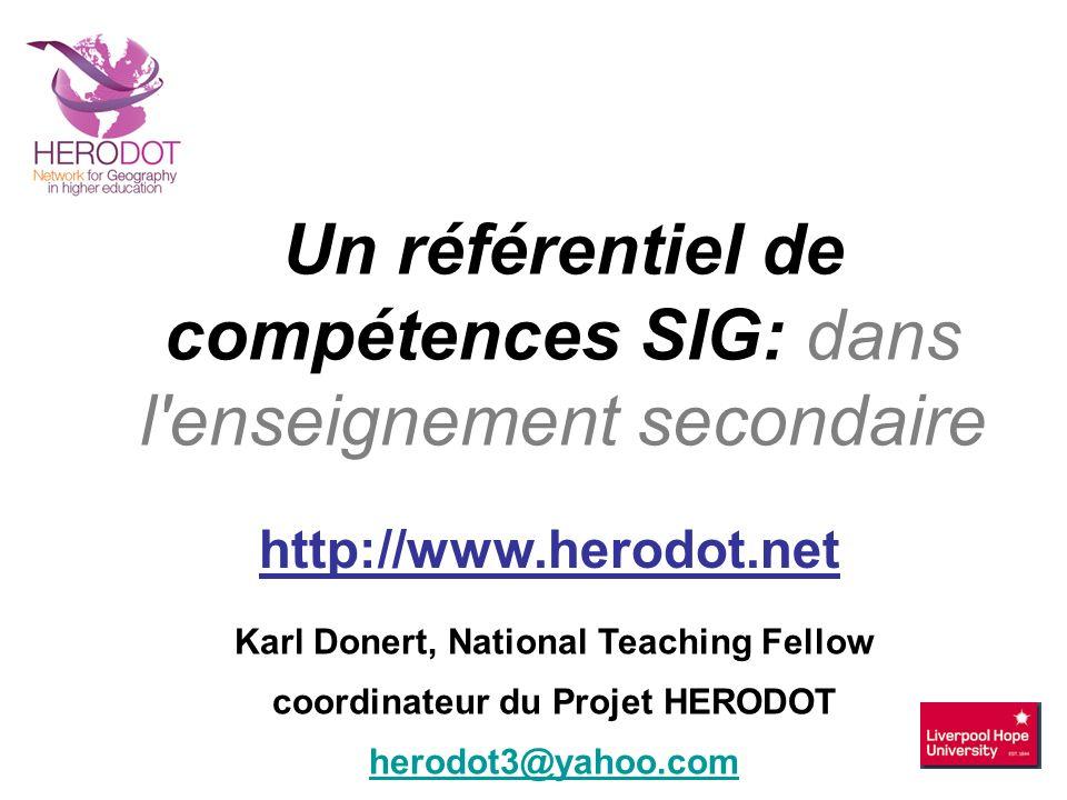 Des Réseaux dEducation stimuler la recherche et le développement innovateurs (CE, 1998) définir des objectifs concrets à terme court-, moyen- et long- (Hoare and Milner, 2004) connecter des personnes qui sintéressent aux mêmes idées (Donert, 2009) CE (1998), Fifth Framework IST Programme, European Commission, http://cordis.europa.eu/ist/ Hoare T and Milner R (2004) Challenges in Computing: Research, British Computer Society, http://www.ukcrc.org.uk/gcresearch.pdf Donert K (2009), Thematic Network Projects in European Higher Education: An Analysis of Agents of Change, Journal of Higher Education in Europe, 34(1), 115-121