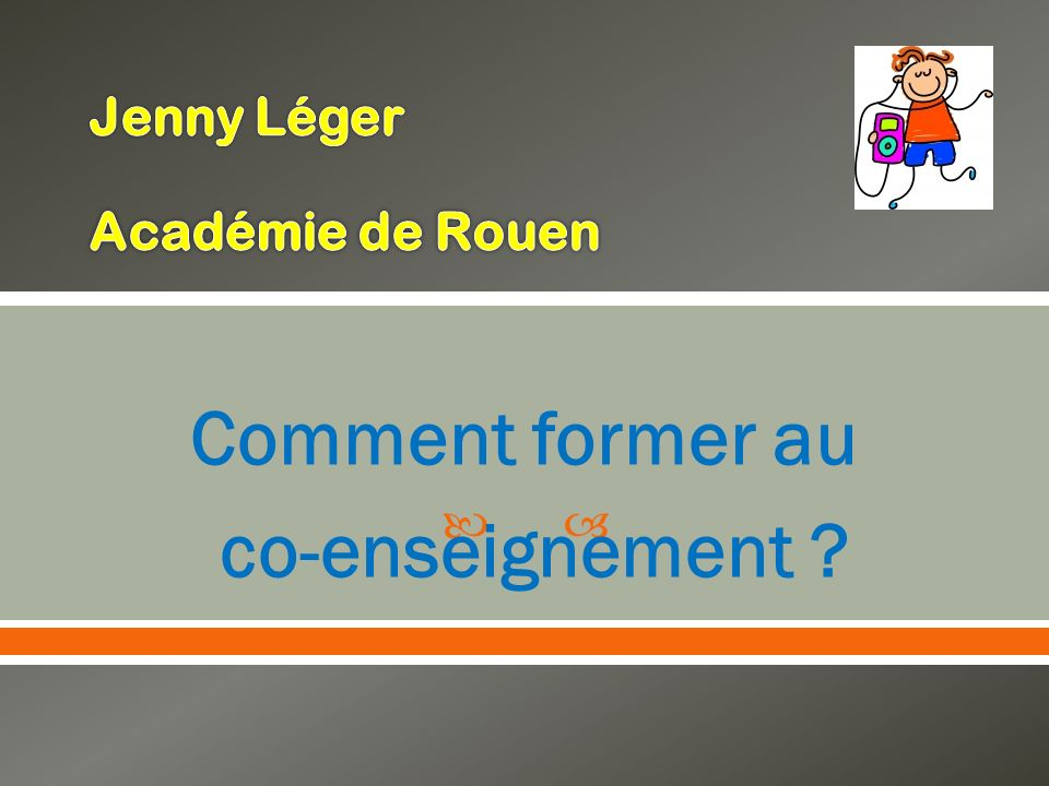 Comment former au co-enseignement ?
