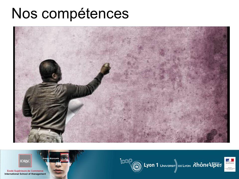 Nos compétences
