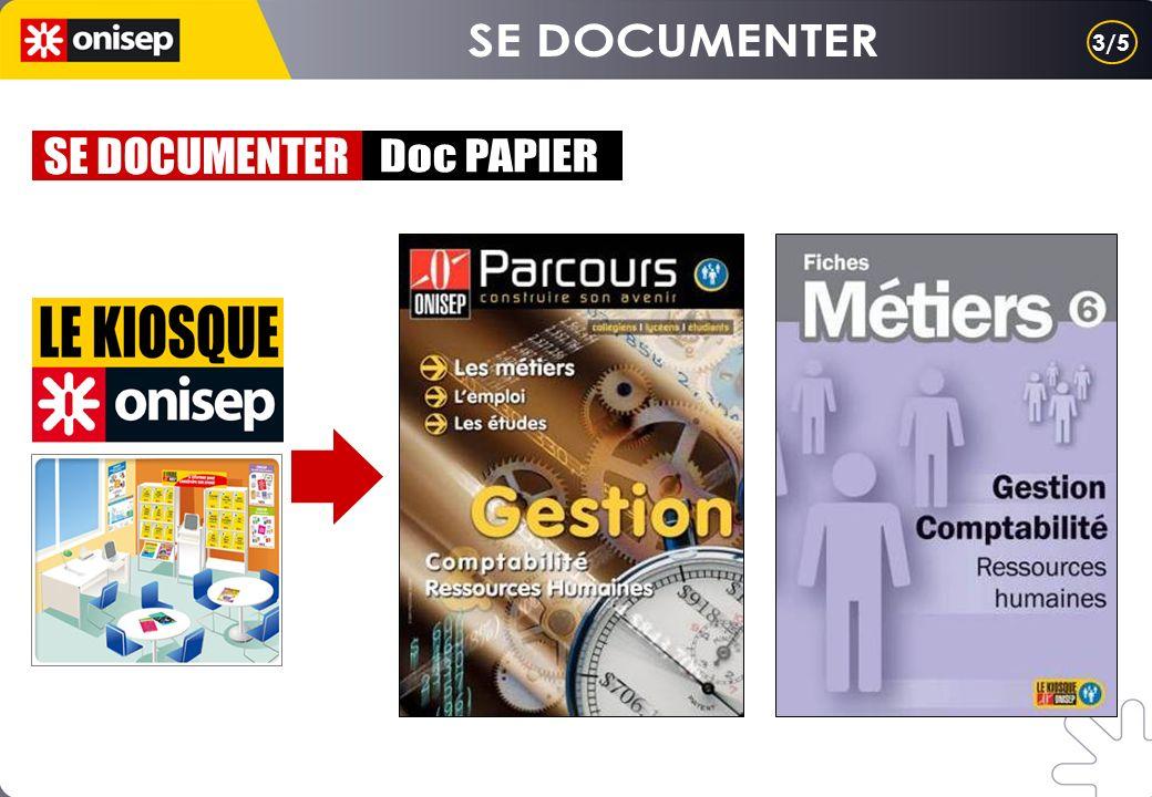 Documents consultables au CDI du lycée 4/5
