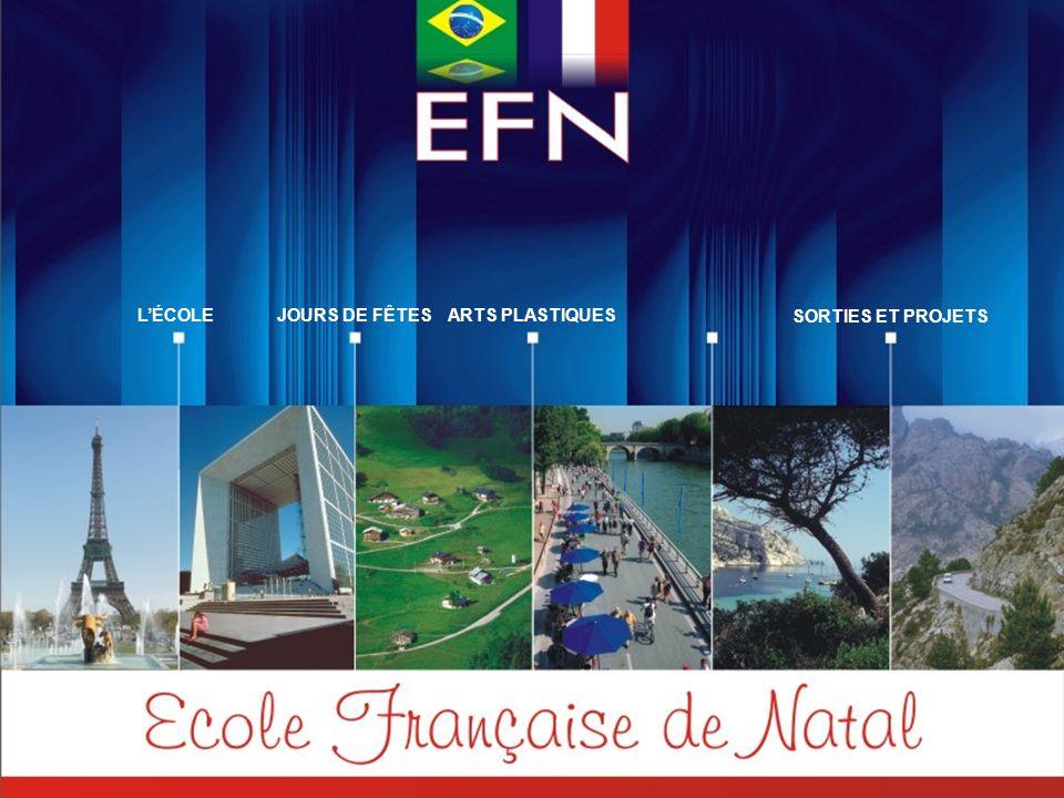 LEcole Française Bilingue de Natal est la seule école primaire Franco- Brésilienne du Nord-Est du Brésil et lune des six écoles françaises dans ce pays.