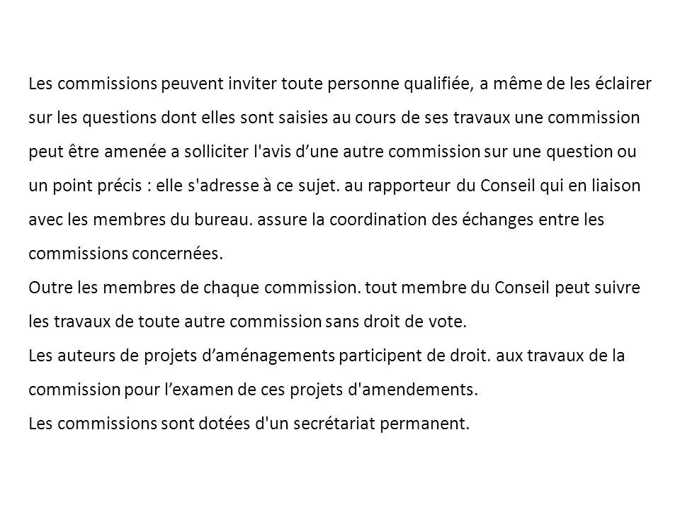 F) La commission de la communauté algérienne à létranger : (commission spécialisée) ses missions : Elle étudie tous les aspects économiques, sociaux et civilisationnels posés par lexistence dune population algérienne dans les pays étrangers.