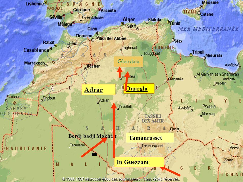 Le paludisme en Algérie est de type instable,avec des foyers sporadiques, influencé par les changements climatiques.