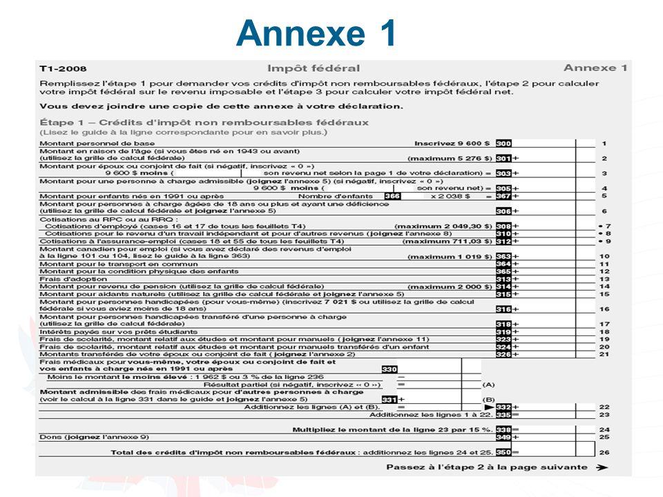 42 Annexe 1