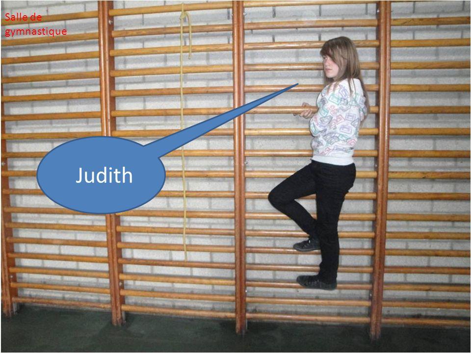 Judith Salle de gymnastique