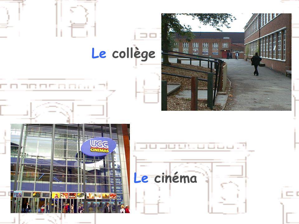 Le cinéma Le collège