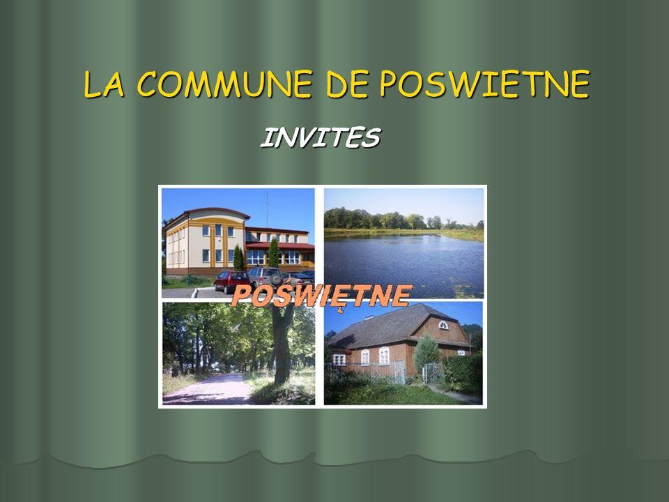 LA COMMUNE DE POSWIETNE INVITES