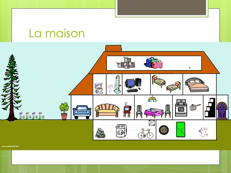 La chambre de Mademoiselle Tarrant Dans ma chambre il y a un grand lit et une armoire avec mes vêtements.