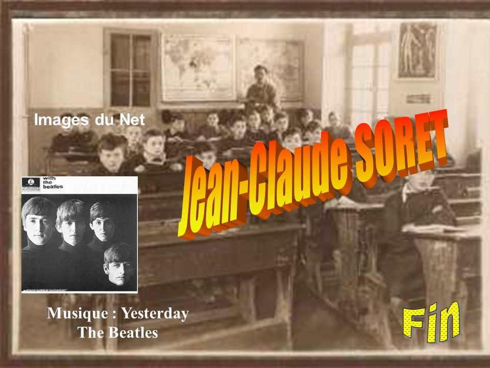 Musique : Yesterday The Beatles Images du Net